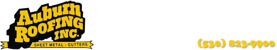 Auburn Roofing 530-823-9900